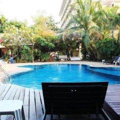 Отель Royal Tycoon Place Hotel Таиланд, Паттайя - отзывы, цены и фото номеров - забронировать отель Royal Tycoon Place Hotel онлайн бассейн фото 2