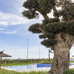 Апартаменты Apartment With 3 Bedrooms in Orihuela, With Wonderful sea View, Pool A