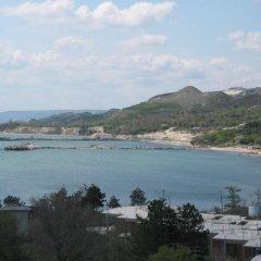 Отель Anelia Family Hotel Болгария, Балчик - отзывы, цены и фото номеров - забронировать отель Anelia Family Hotel онлайн пляж фото 2