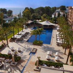 Отель Insotel Fenicia Prestige Suites & Spa пляж