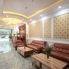 Отель BUSAN Ханой интерьер отеля