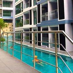 Отель Tropical Garden Pratumnak Паттайя бассейн фото 3