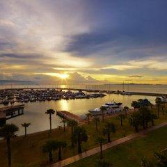 Отель Ocean Marina Yacht Club Таиланд, На Чом Тхиан - отзывы, цены и фото номеров - забронировать отель Ocean Marina Yacht Club онлайн пляж фото 2