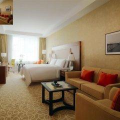 Гостиница Marriott Novy Arbat 5* Представительская студия с различными типами кроватей фото 6