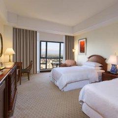 Sheraton Hanoi Hotel комната для гостей фото 5