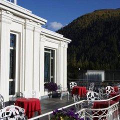 Отель Steigenberger Grandhotel Belvedere Швейцария, Давос - 1 отзыв об отеле, цены и фото номеров - забронировать отель Steigenberger Grandhotel Belvedere онлайн фото 2