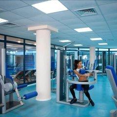 Astera Hotel & Spa - All Inclusive фитнесс-зал фото 2