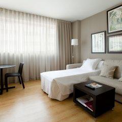 Отель Апарт-отель Atenea Barcelona Испания, Барселона - 3 отзыва об отеле, цены и фото номеров - забронировать отель Апарт-отель Atenea Barcelona онлайн комната для гостей фото 2