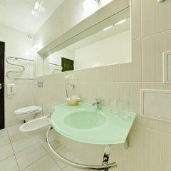 Гостиница Турист ванная фото 4