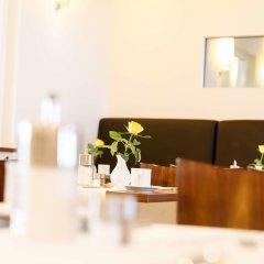 Best Western Hotel Nuernberg City West интерьер отеля