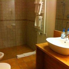 Отель Argentum Горнолыжный курорт Ортлер ванная фото 2