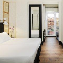 H10 Catalunya Plaza Boutique Hotel Барселона комната для гостей фото 2