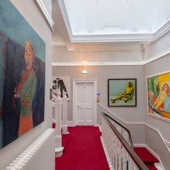Отель 24 Royal Terrace Великобритания, Эдинбург - отзывы, цены и фото номеров - забронировать отель 24 Royal Terrace онлайн интерьер отеля фото 2