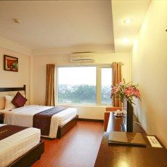 Отель Hue Serene Shining Hotel & Spa Вьетнам, Хюэ - отзывы, цены и фото номеров - забронировать отель Hue Serene Shining Hotel & Spa онлайн комната для гостей