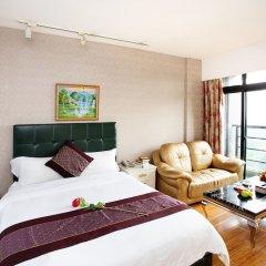 Отель Nomo Times International YOU Apartment Китай, Гуанчжоу - отзывы, цены и фото номеров - забронировать отель Nomo Times International YOU Apartment онлайн комната для гостей фото 3