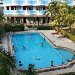 Отель Blue Carina Inn Hotel Таиланд, Пхукет - отзывы, цены и фото номеров - забронировать отель Blue Carina Inn Hotel онлайн бассейн фото 5