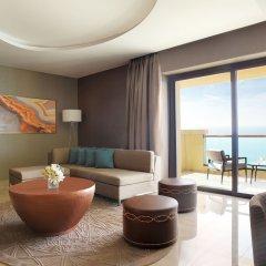 Отель Fairmont Ajman комната для гостей