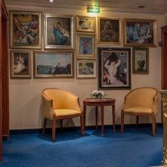 Отель OnRiver Hotels - MS Cezanne развлечения
