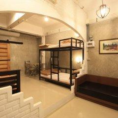 Отель Krabi loft house Таиланд, Краби - отзывы, цены и фото номеров - забронировать отель Krabi loft house онлайн интерьер отеля