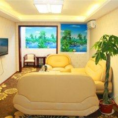 JingGangShanHongGe Hotel комната для гостей фото 2