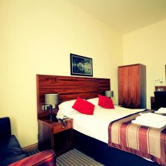 Alexander Thomson Hotel комната для гостей фото 5