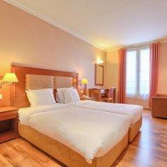 121 Paris Hotel комната для гостей