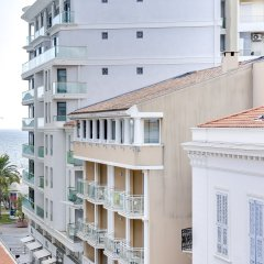 Отель Le Mistral Франция, Канны - отзывы, цены и фото номеров - забронировать отель Le Mistral онлайн пляж фото 2