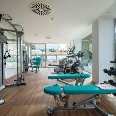 Отель Js Yate фитнесс-зал