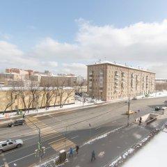 Гостиница Spikado Apartment Sineva в Москве отзывы, цены и фото номеров - забронировать гостиницу Spikado Apartment Sineva онлайн Москва балкон