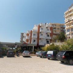 Hotel Nertili парковка