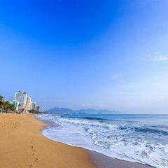 Comodo Nha Trang Hotel пляж