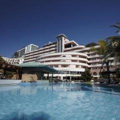 Отель Royal Savoy Португалия, Фуншал - отзывы, цены и фото номеров - забронировать отель Royal Savoy онлайн бассейн