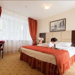 Гостиница Амакс Турист Стандартный номер с двуспальной кроватью фото 7