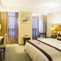 Windsor Park Hotel Kunshan комната для гостей фото 5
