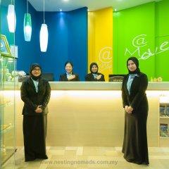 Отель Casa Residency Condomonium Малайзия, Куала-Лумпур - отзывы, цены и фото номеров - забронировать отель Casa Residency Condomonium онлайн сауна