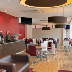 Travelodge Manchester Ancoats Hotel гостиничный бар