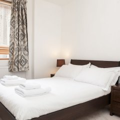 Отель Lovely 1 Bed Self-Contained Flat in Greenwich ванная