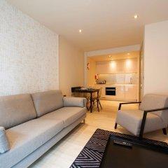 Отель La Reserve Aparthotel 4* Улучшенные апартаменты с различными типами кроватей фото 3
