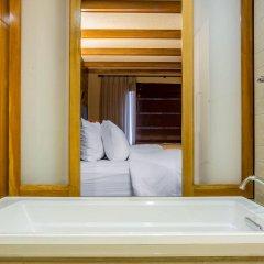 Отель Comfort Inn The Pointe США, Ниагара-Фолс - отзывы, цены и фото номеров - забронировать отель Comfort Inn The Pointe онлайн ванная