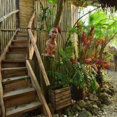 Отель Great Huts Ямайка, Порт Антонио - отзывы, цены и фото номеров - забронировать отель Great Huts онлайн фото 13