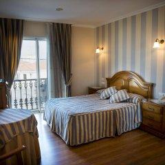 Hotel Alpina Вильянуэва-де-Ароса комната для гостей фото 2