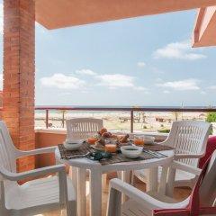 Отель Pierre & Vacances Comarruga балкон