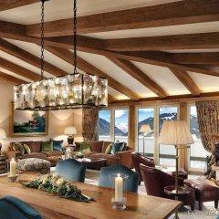 Отель Gstaad Palace Швейцария, Гштад - отзывы, цены и фото номеров - забронировать отель Gstaad Palace онлайн интерьер отеля фото 3