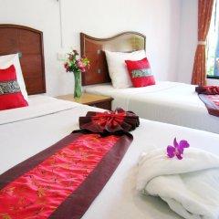 Отель Lanta Il Mare Beach Resort Ланта комната для гостей