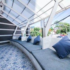 Отель Royal Beach View Suites Паттайя парковка