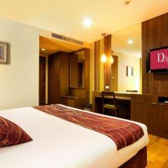 Отель Bally Suite Silom Бангкок комната для гостей