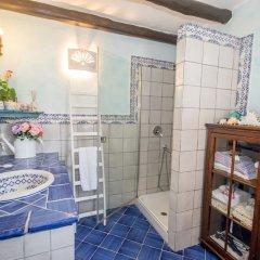 Отель Casa Hibiscus Джардини Наксос ванная фото 2