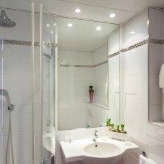 Отель Virgina Франция, Париж - 3 отзыва об отеле, цены и фото номеров - забронировать отель Virgina онлайн ванная