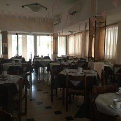 Отель Grazia Риччоне питание