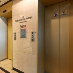 The California Hotel Сеул сауна